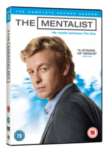 The Mentalist: The Complete Second Season, DVD DVD