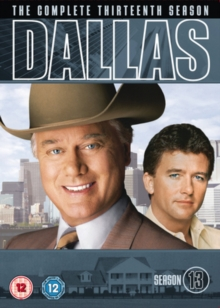 Dallas: Season 13, DVD