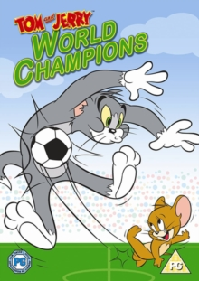 Tom and Jerry: World Champions, DVD