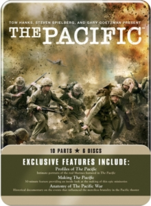 The Pacific, DVD