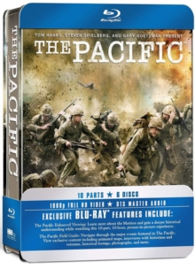 The Pacific, Blu-ray