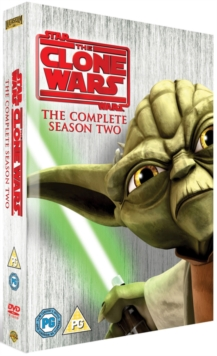 Star Wars - The Clone Wars: Season 2, DVD  DVD