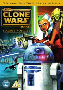 Star Wars - The Clone Wars: Season 1 - Volume 2, DVD