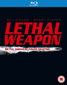 Lethal Weapon Collection, Blu-ray  BluRay