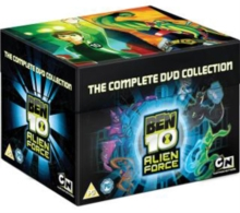 Ben 10 - Alien Force: The Complete Collection, DVD