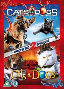 Cats and Dogs/Cats and Dogs: The Revenge of Kitty Galore, DVD  DVD
