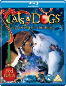 Cats and Dogs, Blu-ray  BluRay