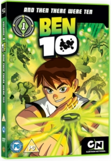 Ben 10: Volume 1 - And Then There Were Ten, DVD