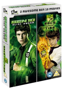 Ben 10: Alien Swarm/Race Against Time, DVD  DVD