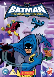 Batman - The Brave and the Bold: Volume 4, DVD