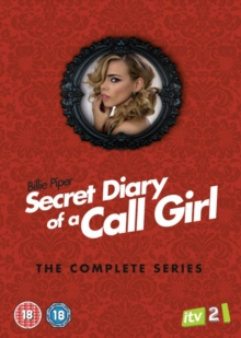 The Secret Diary of a Call Girl: Series 1-4, DVD