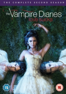 The Vampire Diaries: The Complete Second Season, DVD