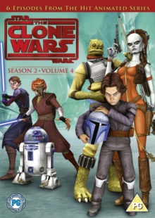 Star Wars - The Clone Wars: Season 2 - Volume 4, DVD