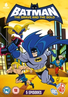 Batman - The Brave and the Bold: Volume 6, DVD