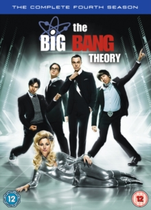 The Big Bang Theory: The Complete Fourth Season, DVD
