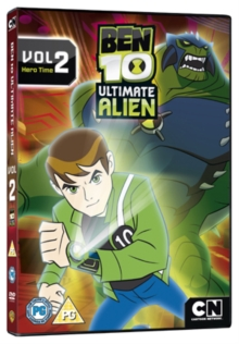 Ben 10 - Ultimate Alien: Volume 2, DVD