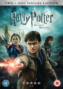 Harry Potter and the Deathly Hallows: Part 2, DVD