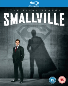 Smallville: Season 10, Blu-ray