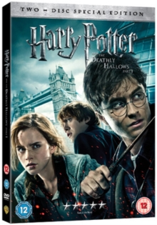 Harry Potter and the Deathly Hallows: Part 1, DVD