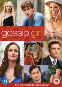 Gossip Girl: The Complete Fourth Season, DVD