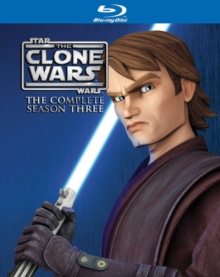 Star Wars - The Clone Wars: Season 3, Blu-ray