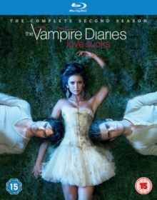 The Vampire Diaries: The Complete Second Season, Blu-ray
