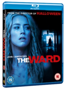 John Carpenter's the Ward, Blu-ray  BluRay