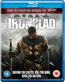 Ironclad, Blu-ray