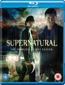 Supernatural: The Complete First Season, Blu-ray