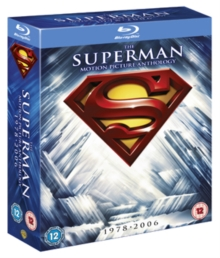 Superman: The Ultimate Collection, Blu-ray