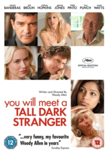 You Will Meet a Tall Dark Stranger, DVD
