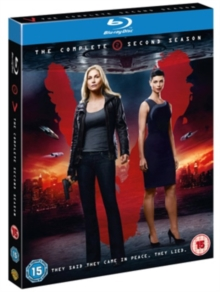 V: The Complete Second Season, Blu-ray