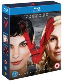V: The Complete First and Second Seasons, Blu-ray