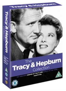 Tracy and Hepburn: The Signature Collection, DVD