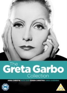 The Greta Garbo Collection, DVD