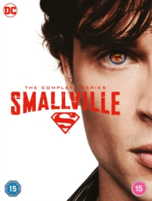 Smallville: The Complete Series, DVD DVD