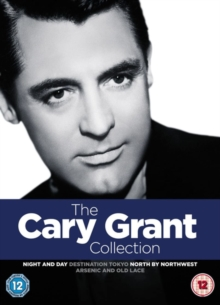 Cary Grant: The Signature Collection, DVD