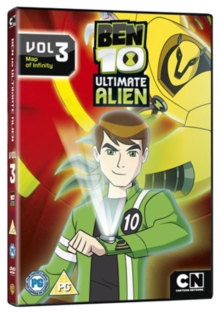 Ben 10 - Ultimate Alien: Volume 3, DVD