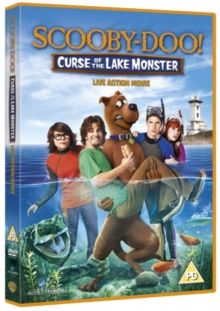 Scooby-Doo: Curse of the Lake Monster, DVD  DVD