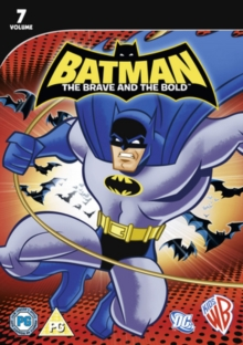 Batman - The Brave and the Bold: Volume 7, DVD