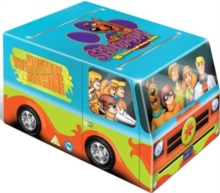 Scooby-Doo: The Mystery Machine Collection, DVD