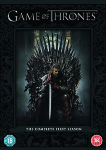 Game of Thrones: The Complete First Season, DVD