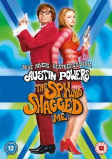 Austin Powers: The Spy Who Shagged Me, DVD