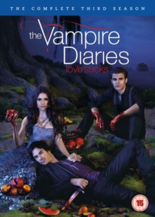 The Vampire Diaries: The Complete Third Season, DVD DVD