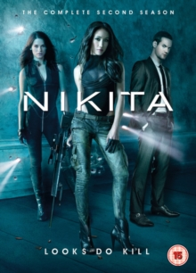 Nikita: Season 2, DVD