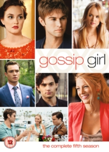 Gossip Girl: The Complete Fifth Season, DVD DVD
