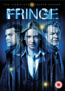 Fringe: The Complete Fourth Season, DVD DVD