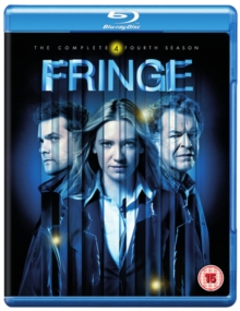 Fringe: The Complete Fourth Season, Blu-ray BluRay