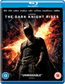 The Dark Knight Rises, Blu-ray