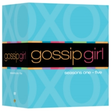 Gossip Girl: Seasons 1-5, DVD